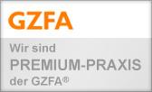 Wir sind eine GZFA Premiumpraxis