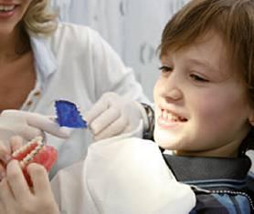 CMD-Behandlung bei Kindern im CMD-Zentrum in Koblenz