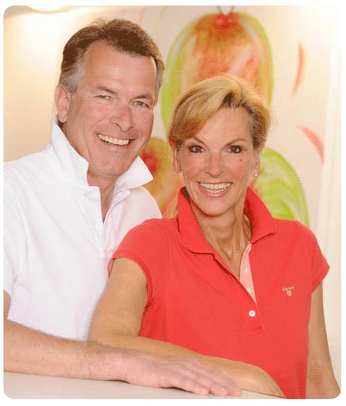 Dr. Patricia und Thomas von Landenberg