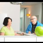 Zahnarzt-Boppard-Buchholz-von-Landenberg-Empfang