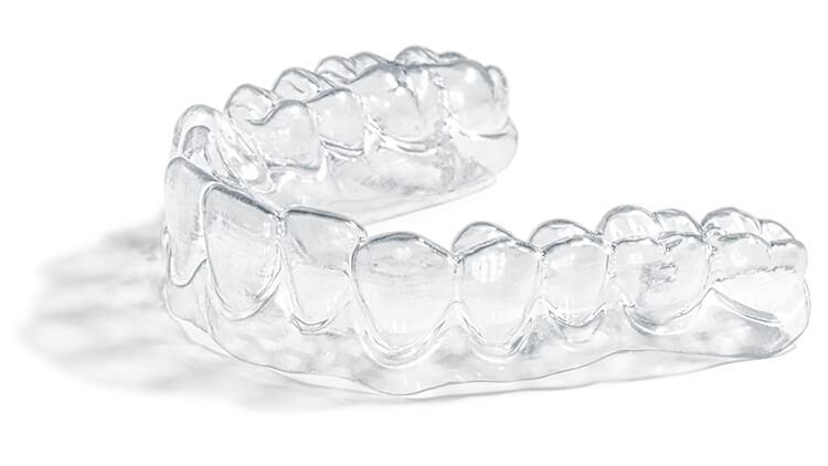 Transparente-Zahnschienen-Organical-Aligner
